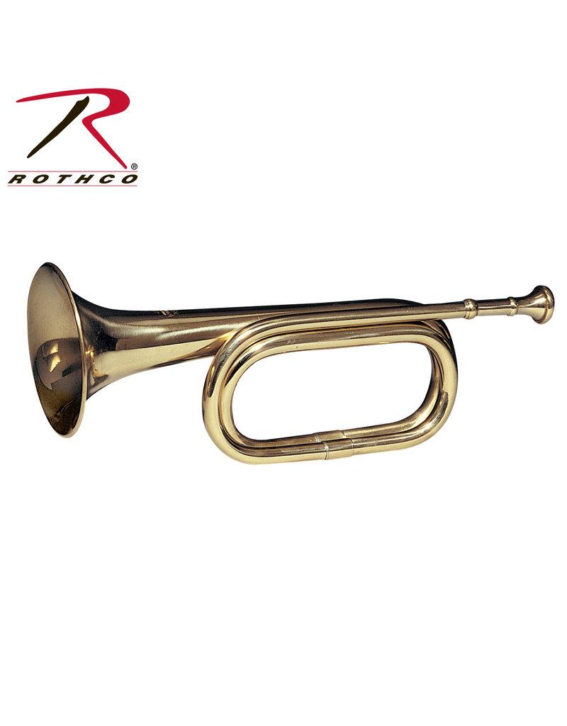 Rothco Brass Cavalry Bugle