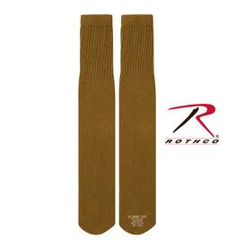 Rothco Brown Tube Socks