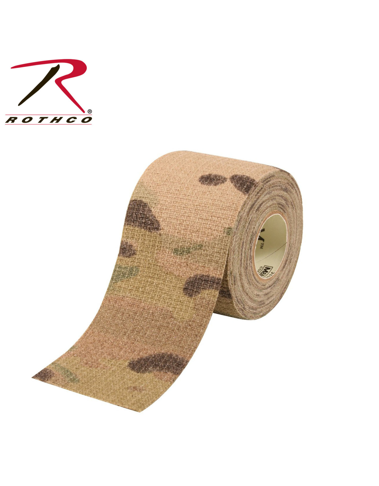 Rothco Camo Form Protective Wrap - Multicam