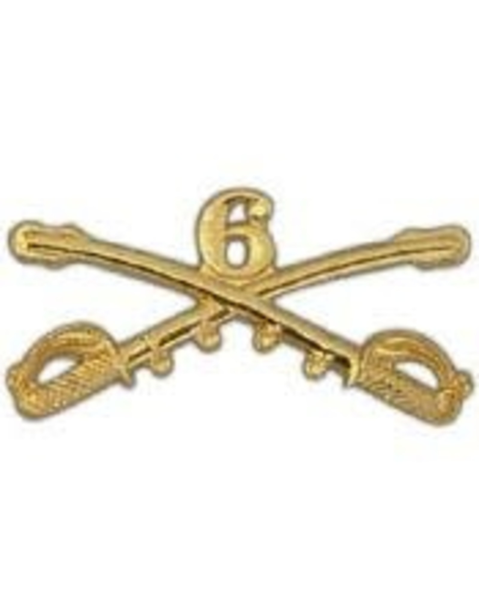 Pin - Army Cavalry Swords 6th