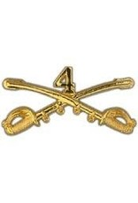 Pin - Army Cavalry Swords 4th