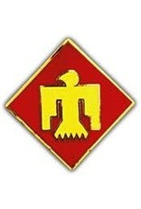 """Pin - Army 45th Infantry Division """"Thunderbird"""""""