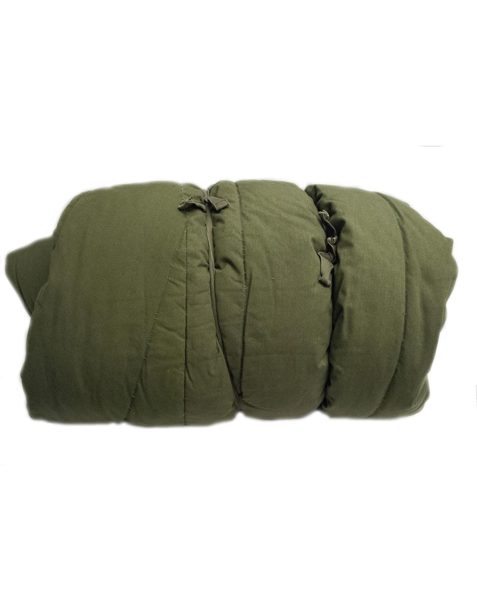 USED Extra Cold Sleeping Bag OD
