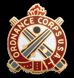 Ordnance Regimental Crest