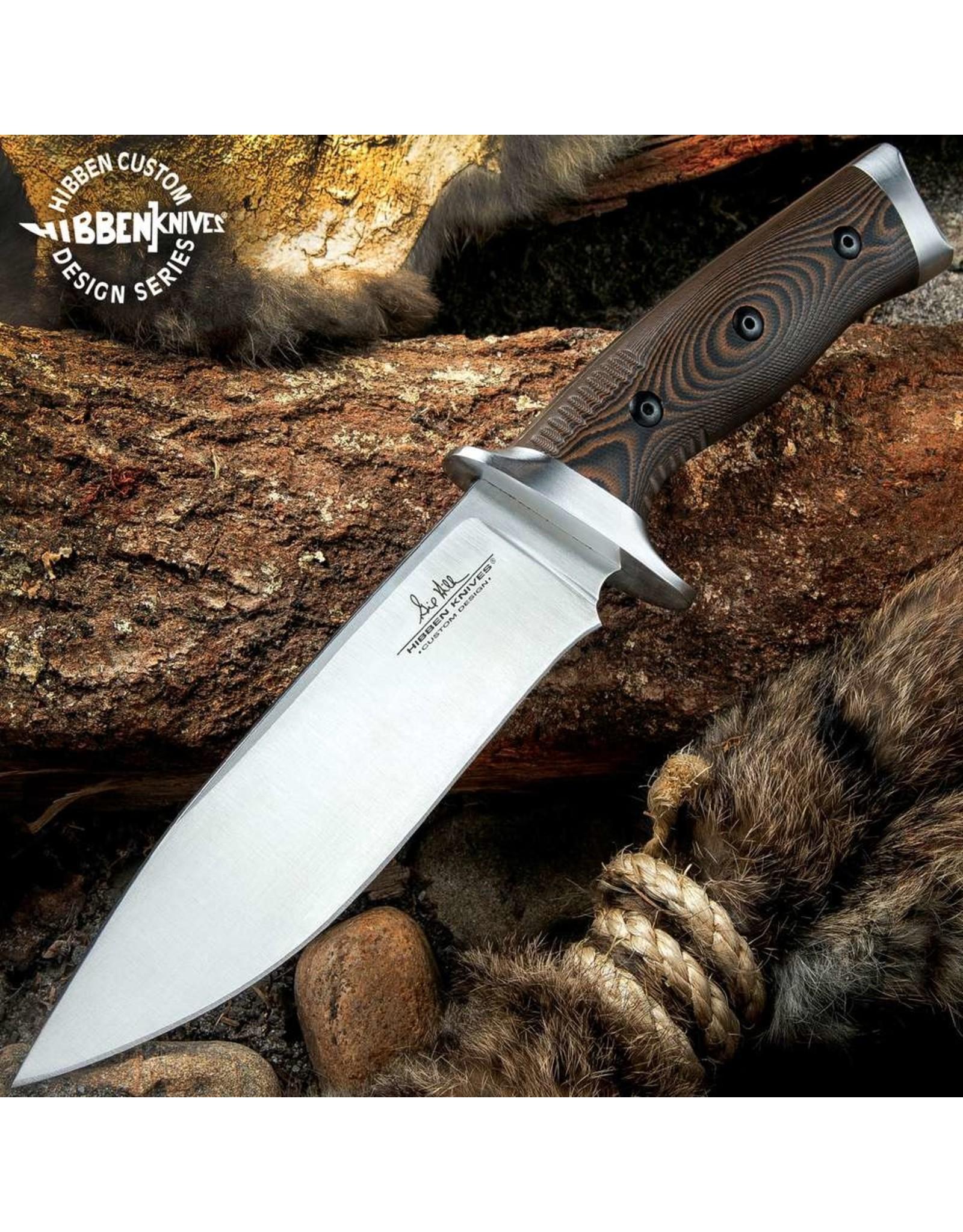 Gil Hibben Tundra Hunter Knife w/ Sheath