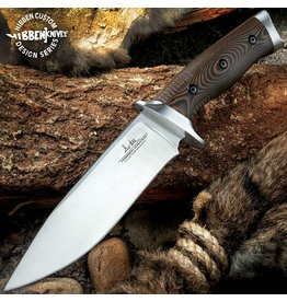 Gil Hibben Tundra Hunter Knife w/ Sheath