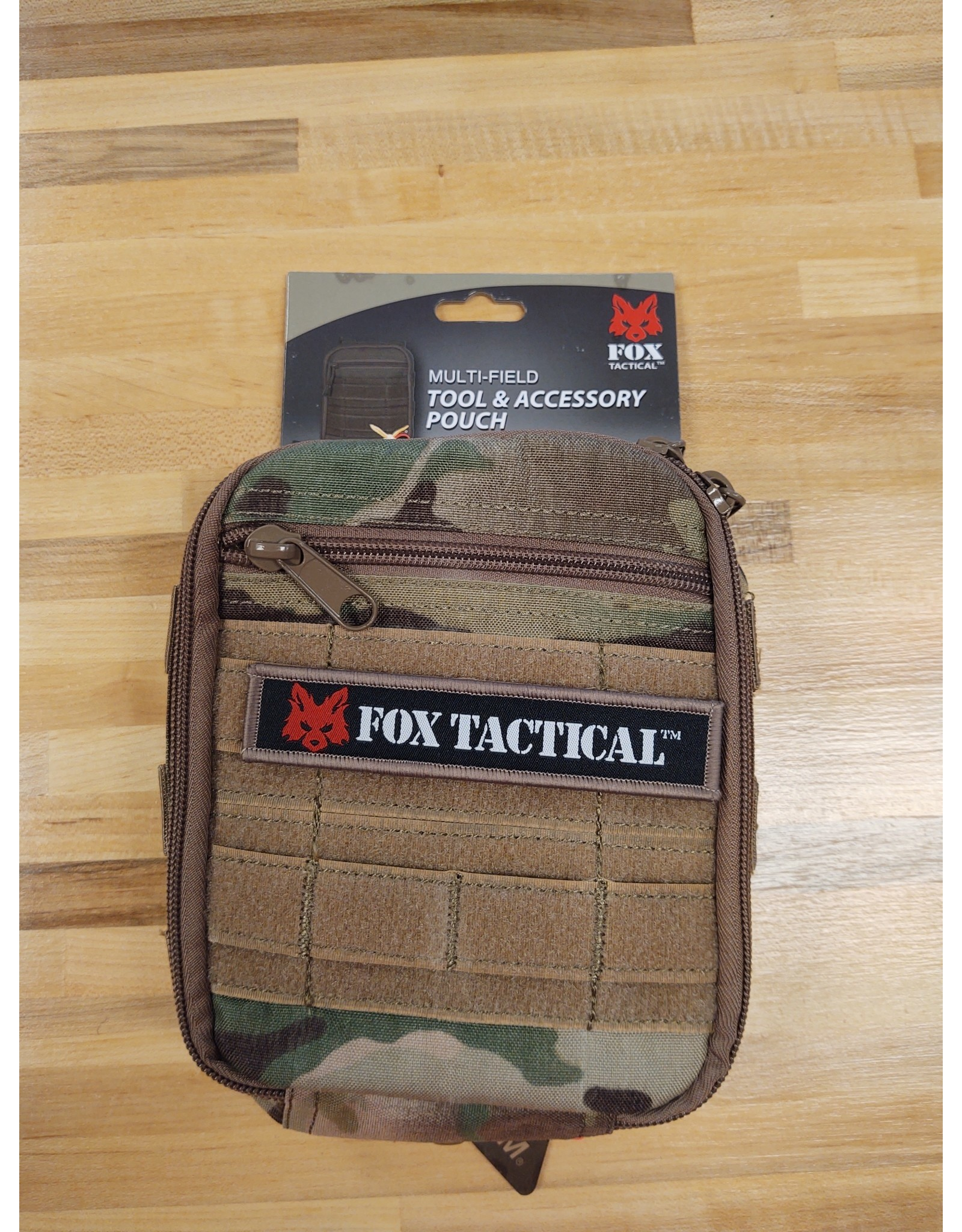 Fox Outdoor Products Multi Tool Accessory Pouch
