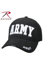 Rothco Army Profile Cap - Black