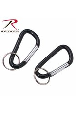 Carabiner, W/Key Ring