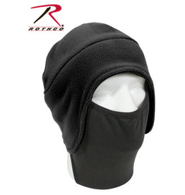 Fleece Convertible Mask & Hat