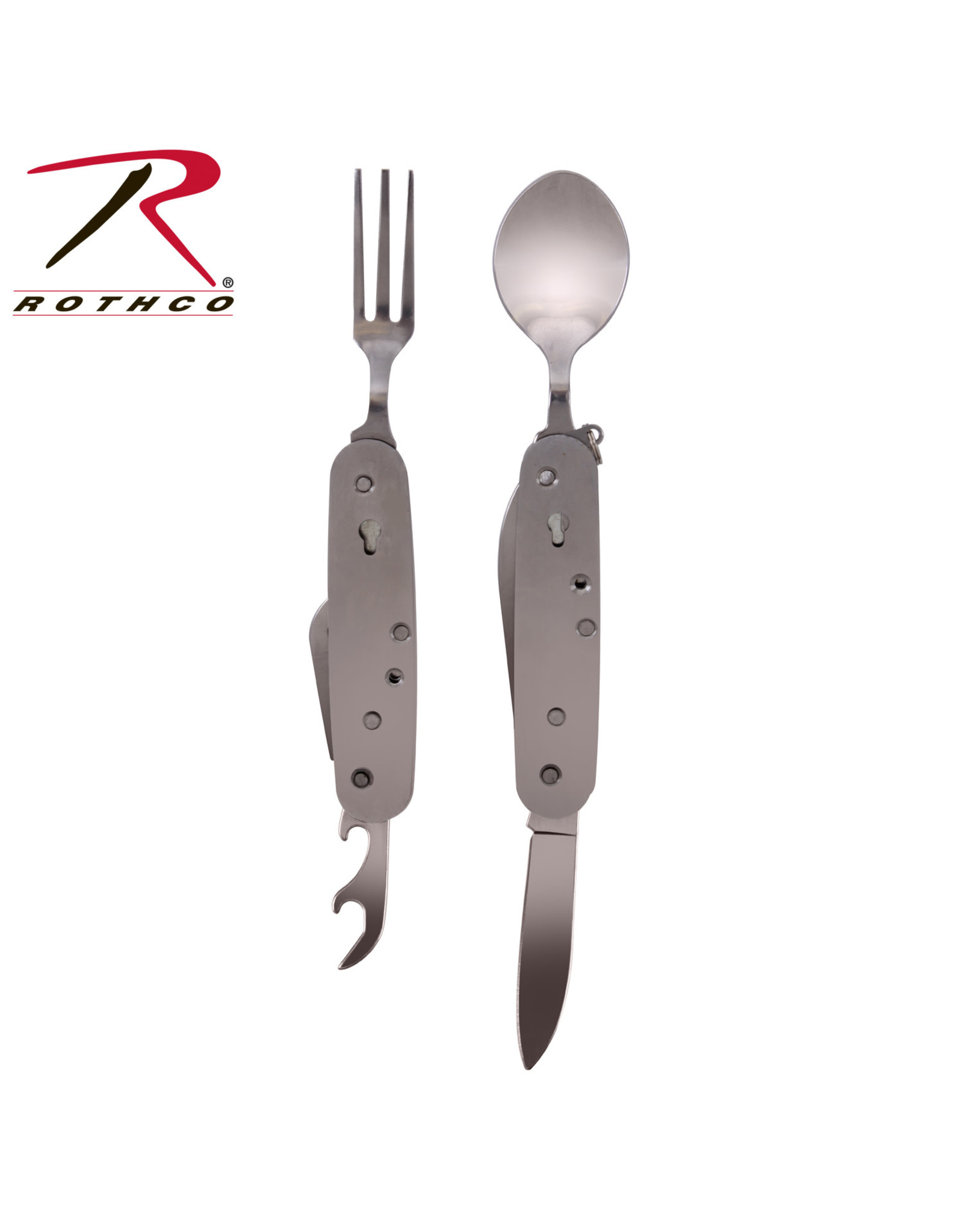 Folding Chow Set - Stainless Steel