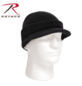 Genuine Wool Jeep Cap