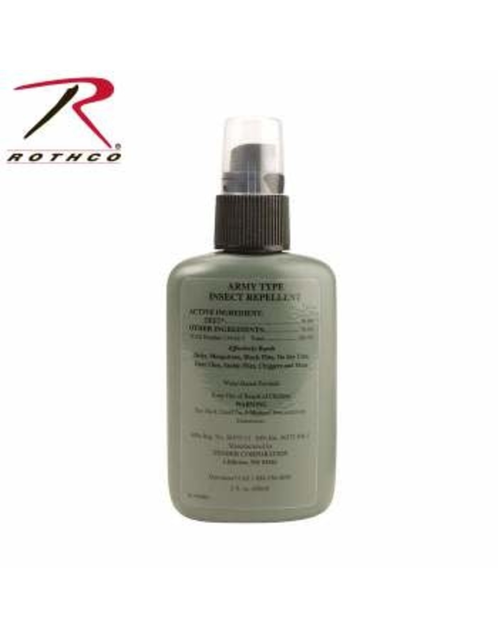 GI Army Type Insect Repellent