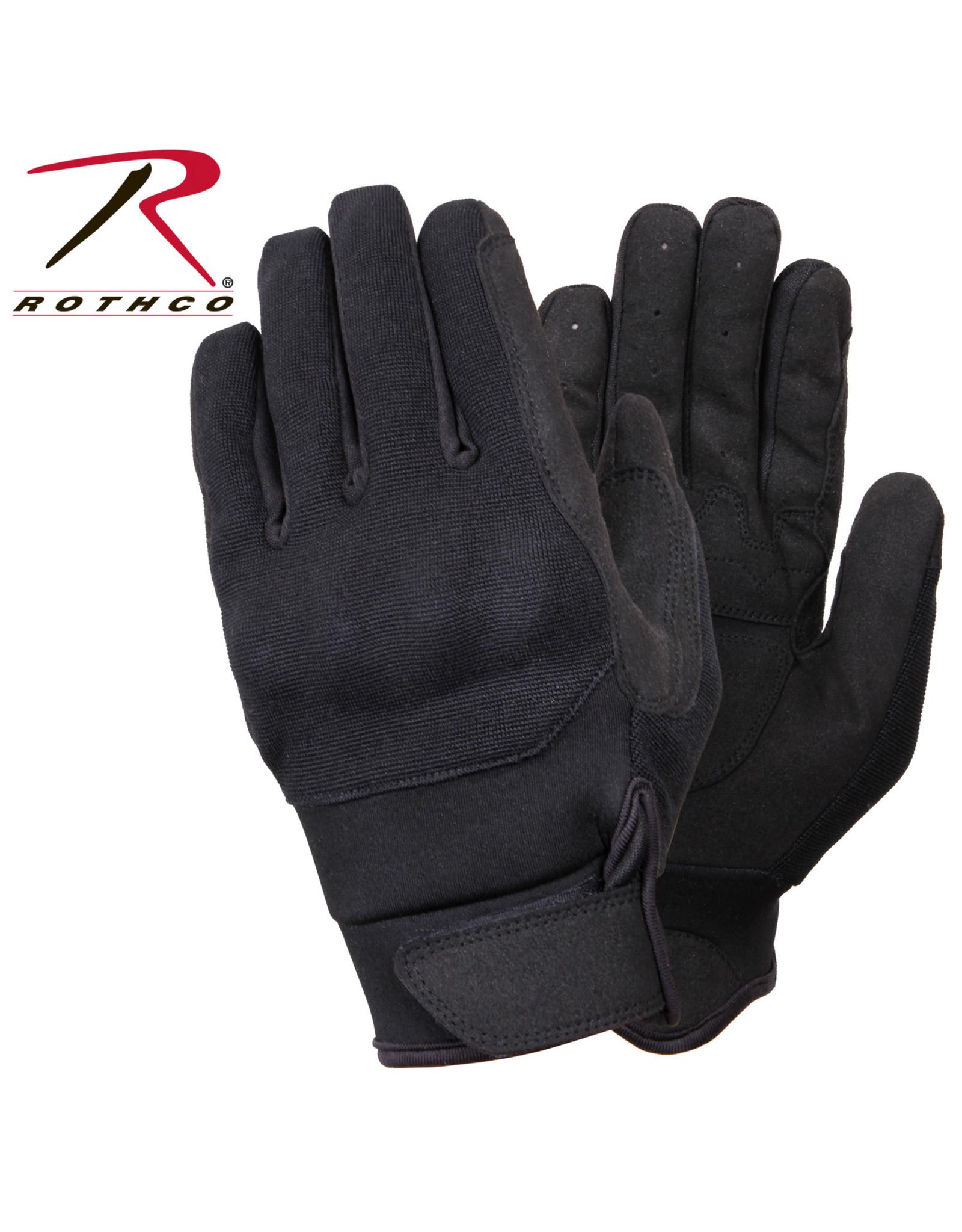 Hybrid Hard Knuckle Glove
