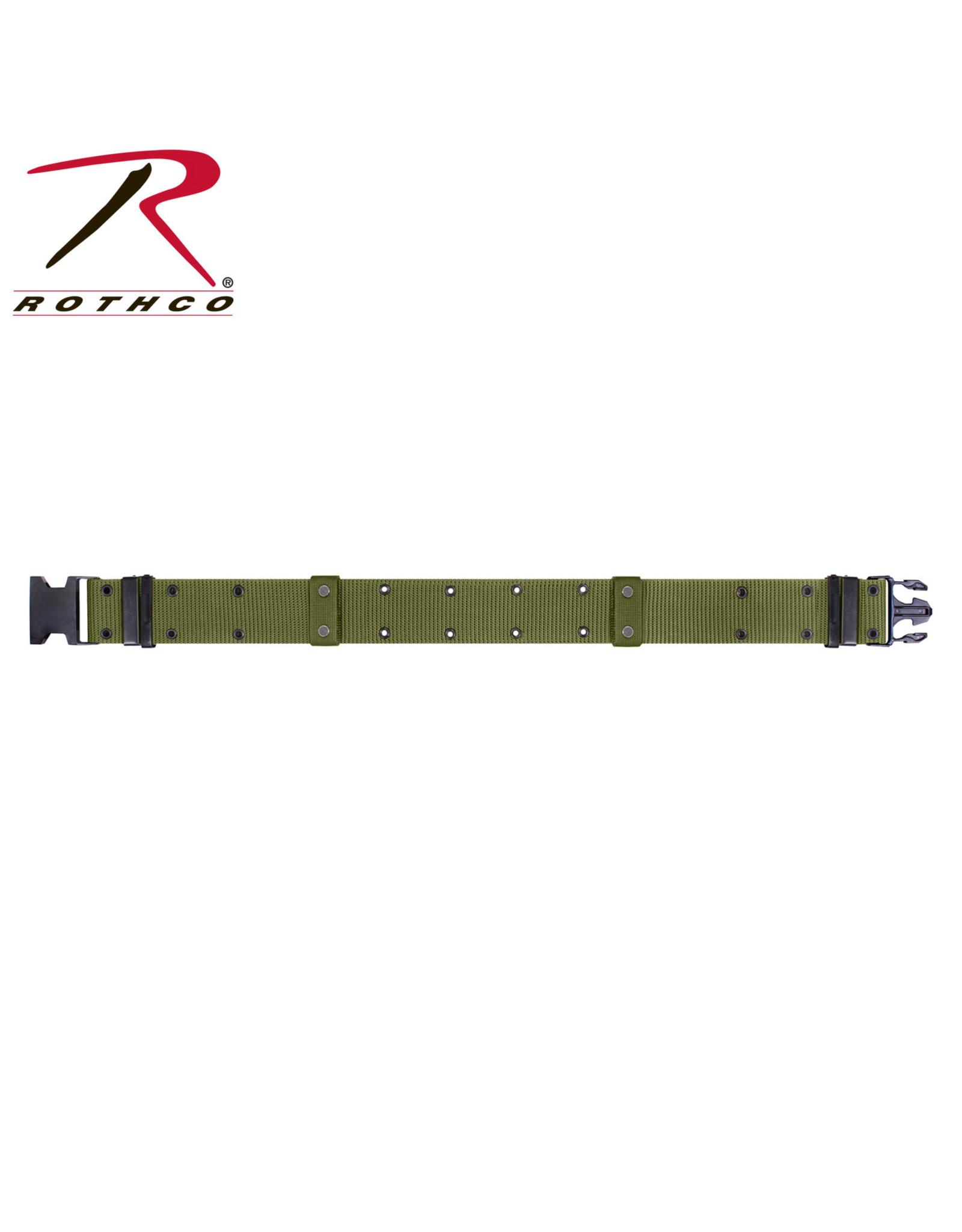 Marine Corps QR Pistol Belt