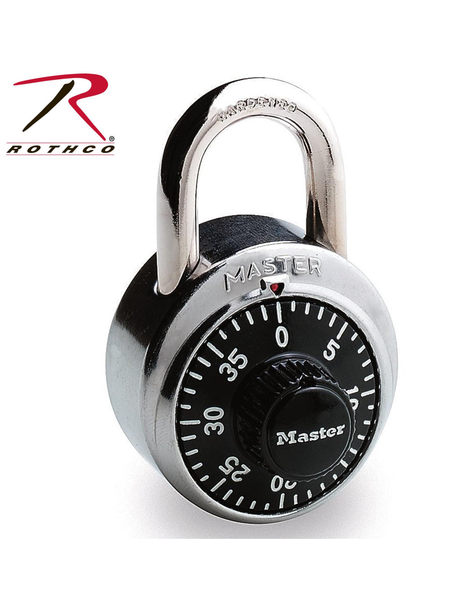 Master Combination Lock
