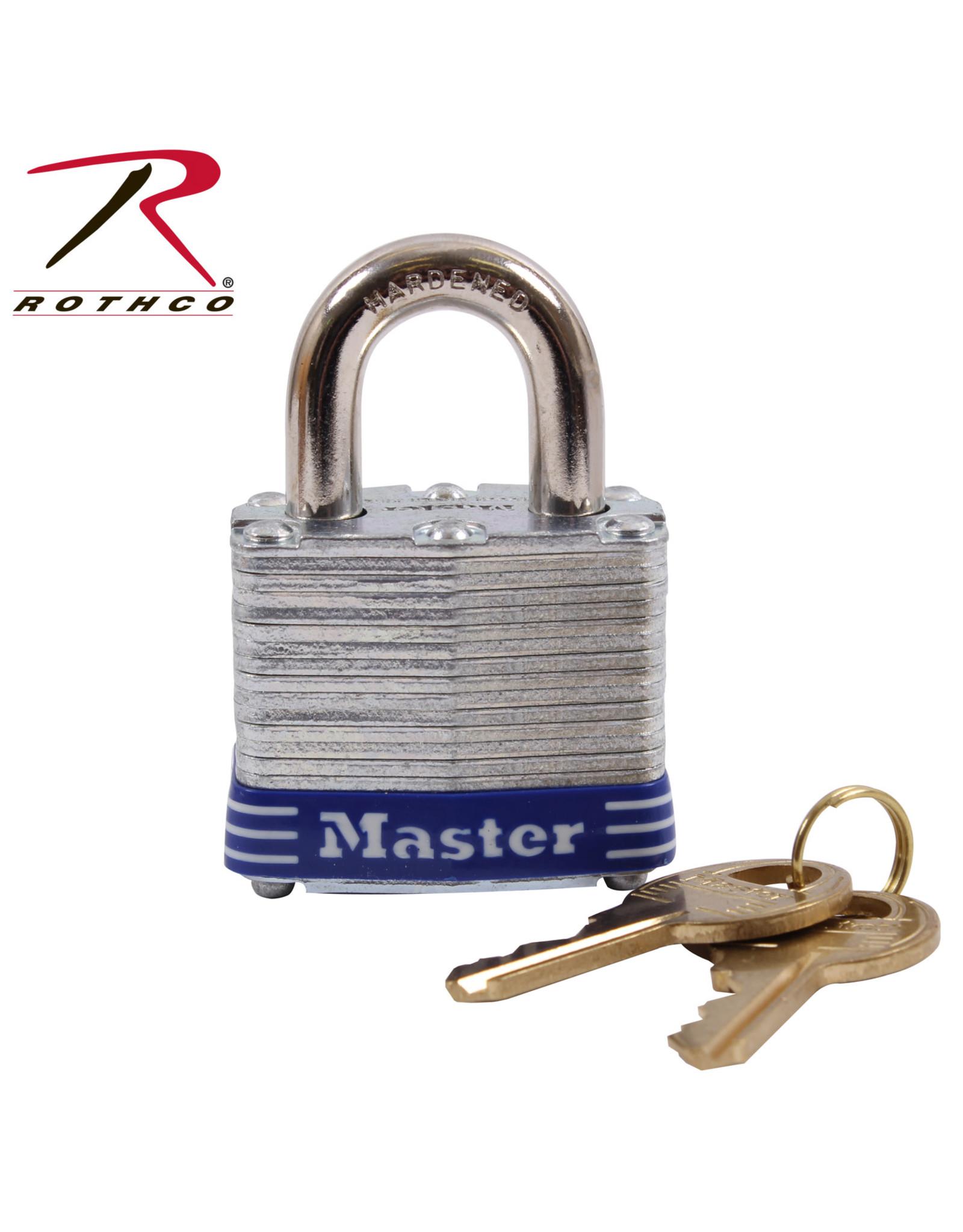 Master Cylinder Tumbler Lock - 3D