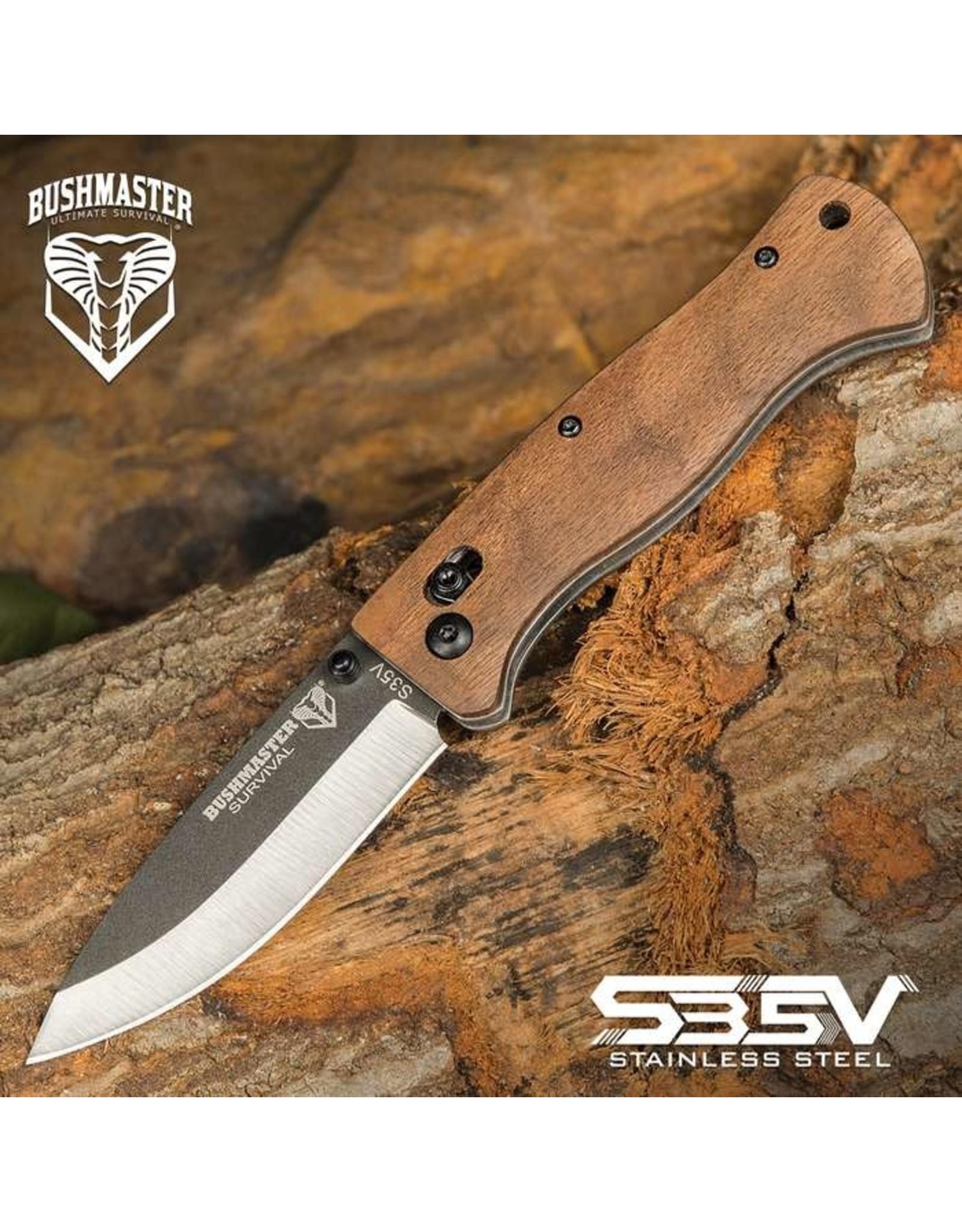 Bushmaster Explorer Pocket Knife
