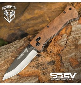 Bushmaster Explorer Pocket Knife