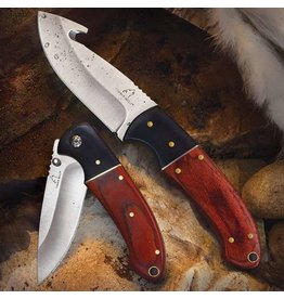 Timber Wolf River Run 2pc Hunting Knife Set