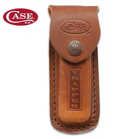 Case Trapper Leather Sheath