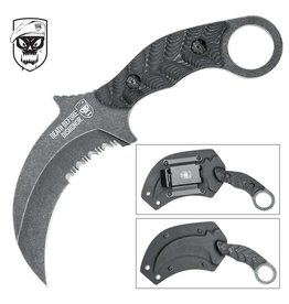 Death Before Dishonor Karambit
