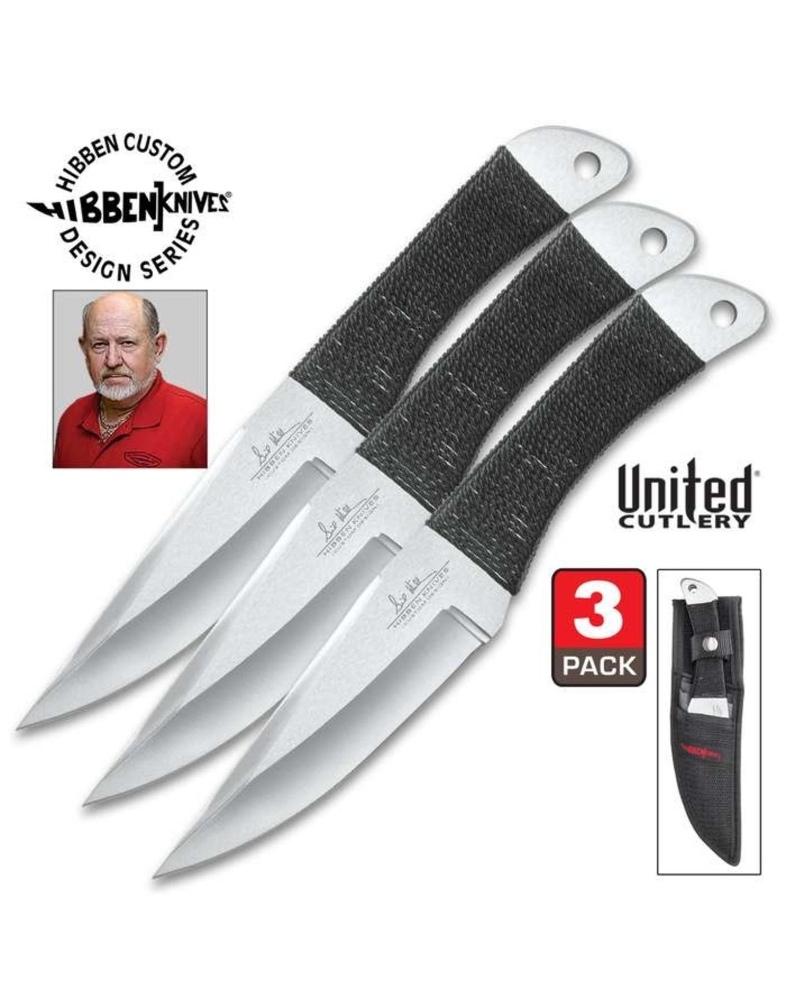 Gil Hibben Knife Triple Set