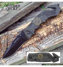 TimberWolf Rescue Folding Knife