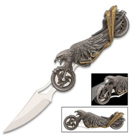 Screaming Eagle Motorcycle Pocket Knife