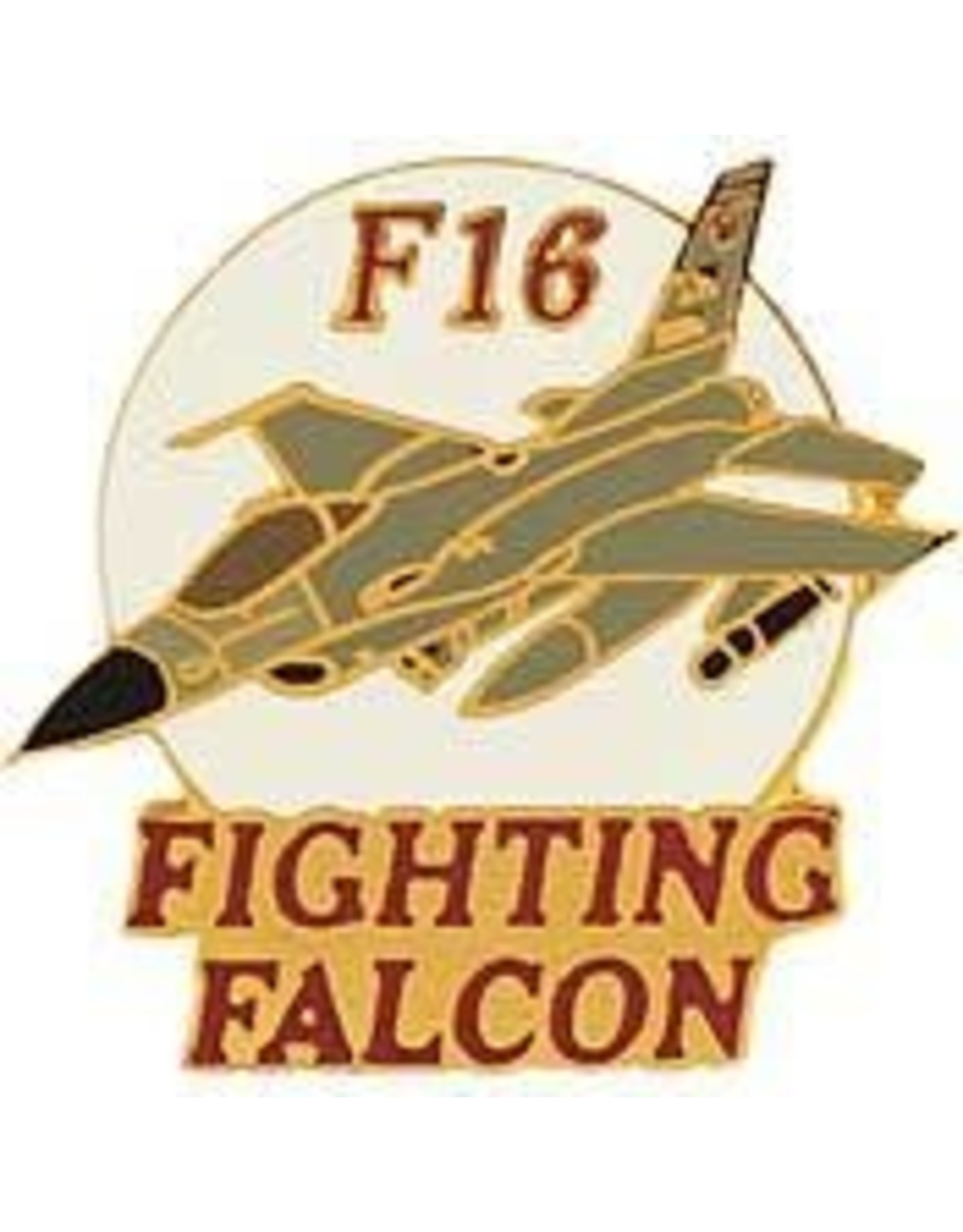 Pin - Airplane F-16 Fighting Falcon