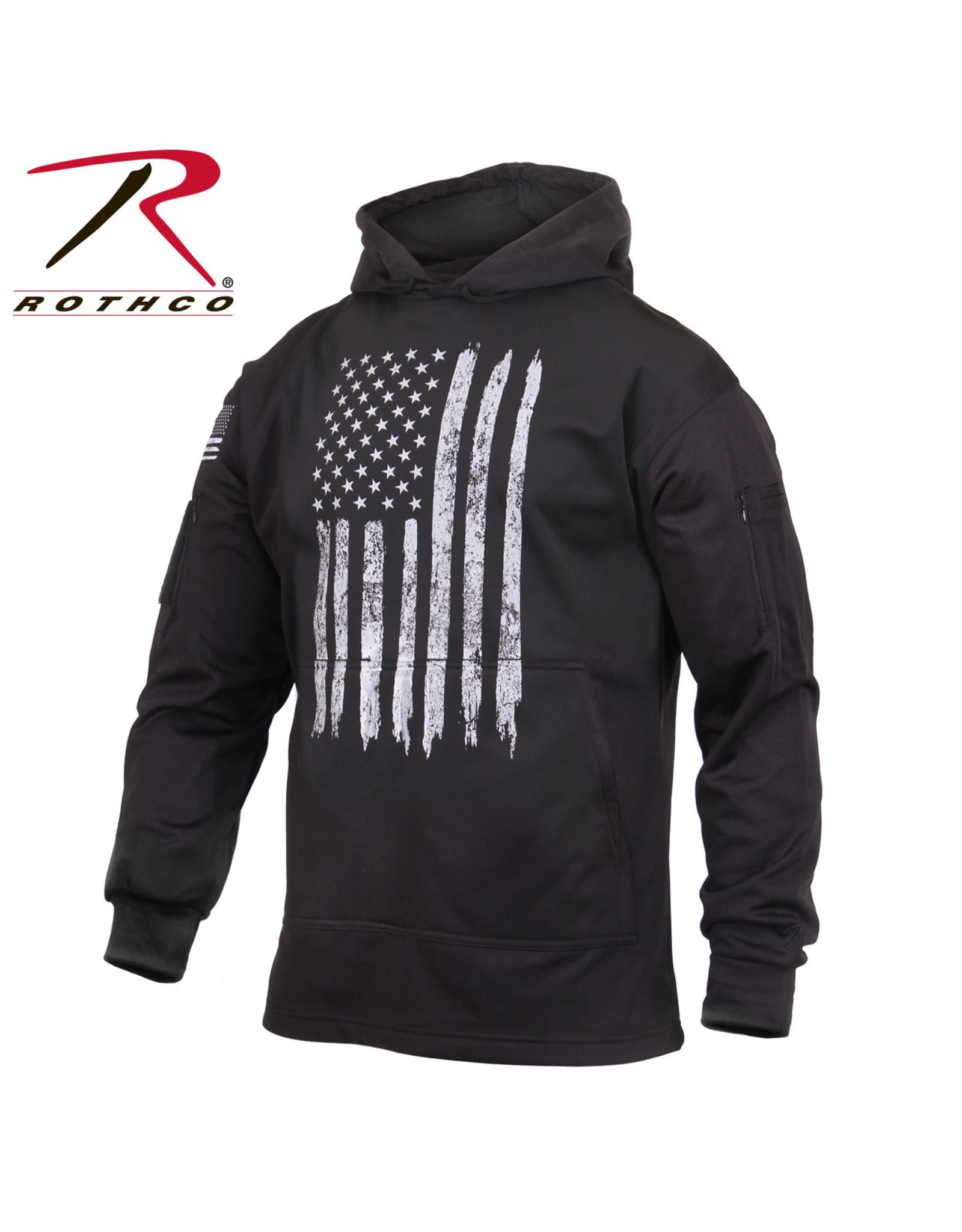 Rothco American Flag Sweater
