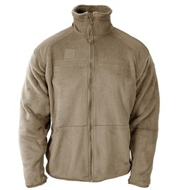 GEN III L3 Fleece Shirt Coyote Tan