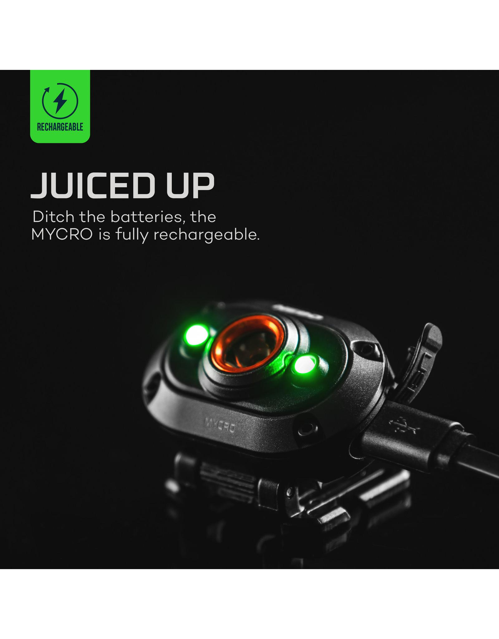 Nebo Mycro Rechargeable Headlamp