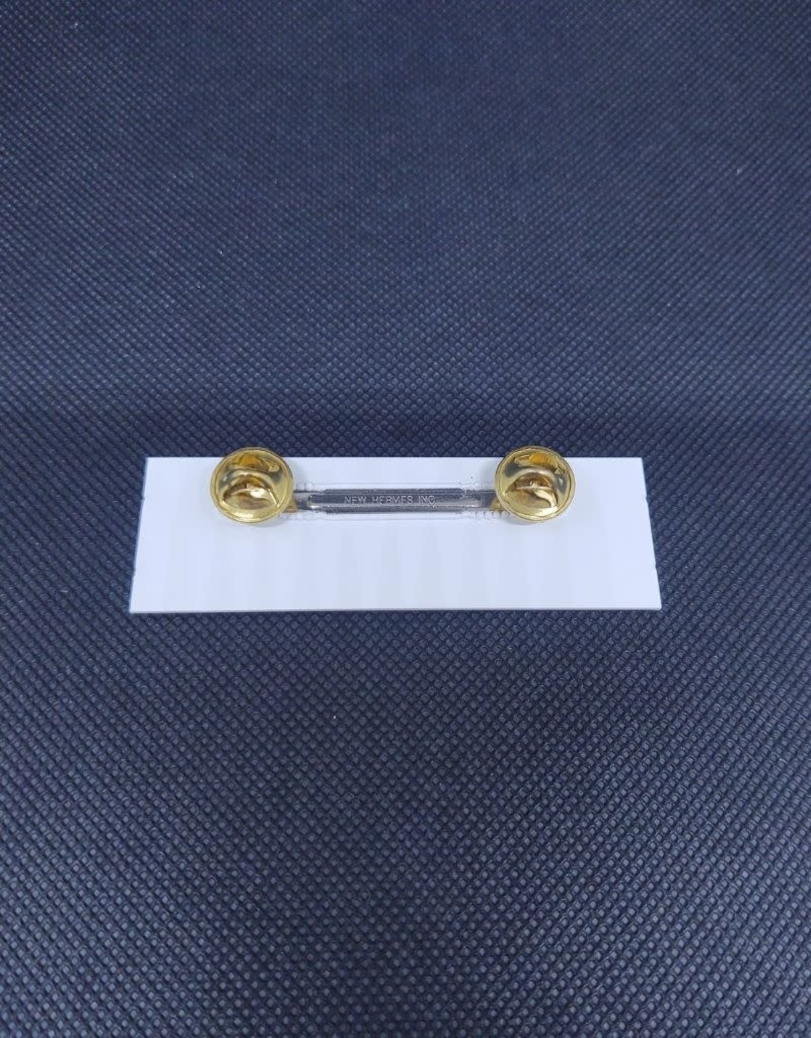 Class A Name Tag Rough Pin-on