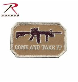Morale Patch - Come & Take It