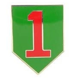 Pin - Army 1st Infantry Division