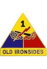 Pin - Army 1st Armor Division Old Ironside