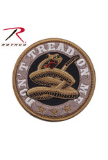 Morale Patch - Don't Tread On Me Round