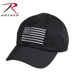 Operator Ball Cap w/ EMB Flag