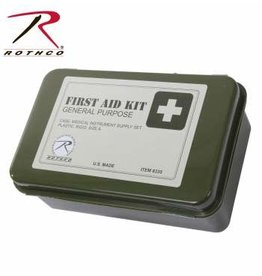 Plastic Military First Aid Kit