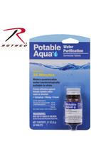 Portable AquaWater Purification