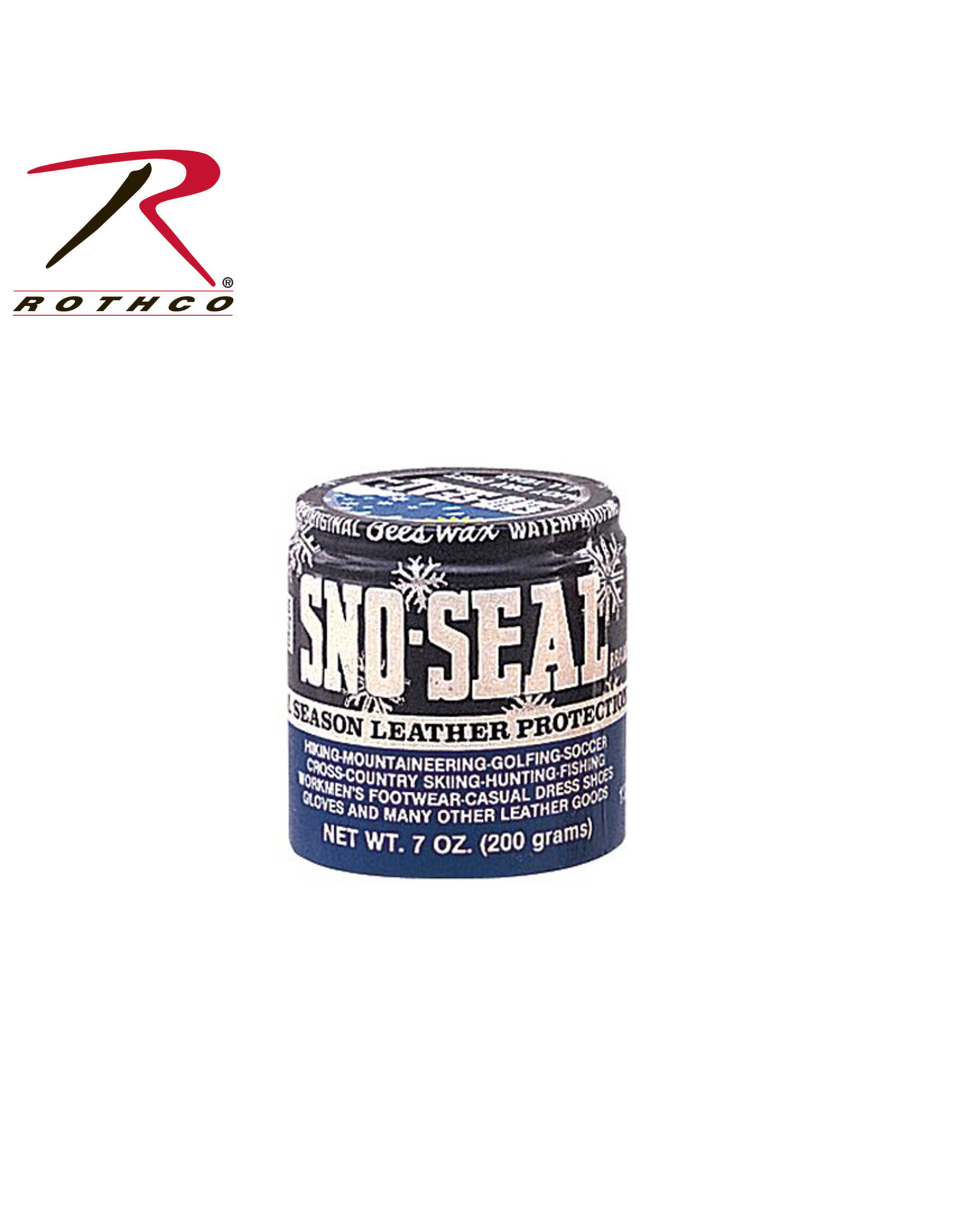 Sno-Seal in a Jar