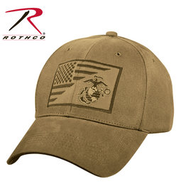 USMC Globe & Anchor Low Profile Cap