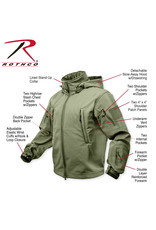 Spec Ops Tactical Soft Shell Jacket