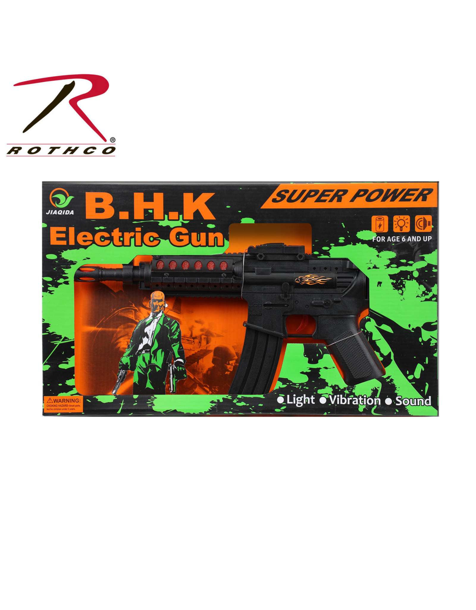Special Forces Combat Toy Gun
