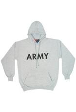 Hood/Pullover Army Sweatshirt