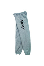 Grey Army Sweatpants