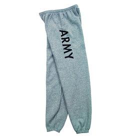 Grey Army Sweatpants