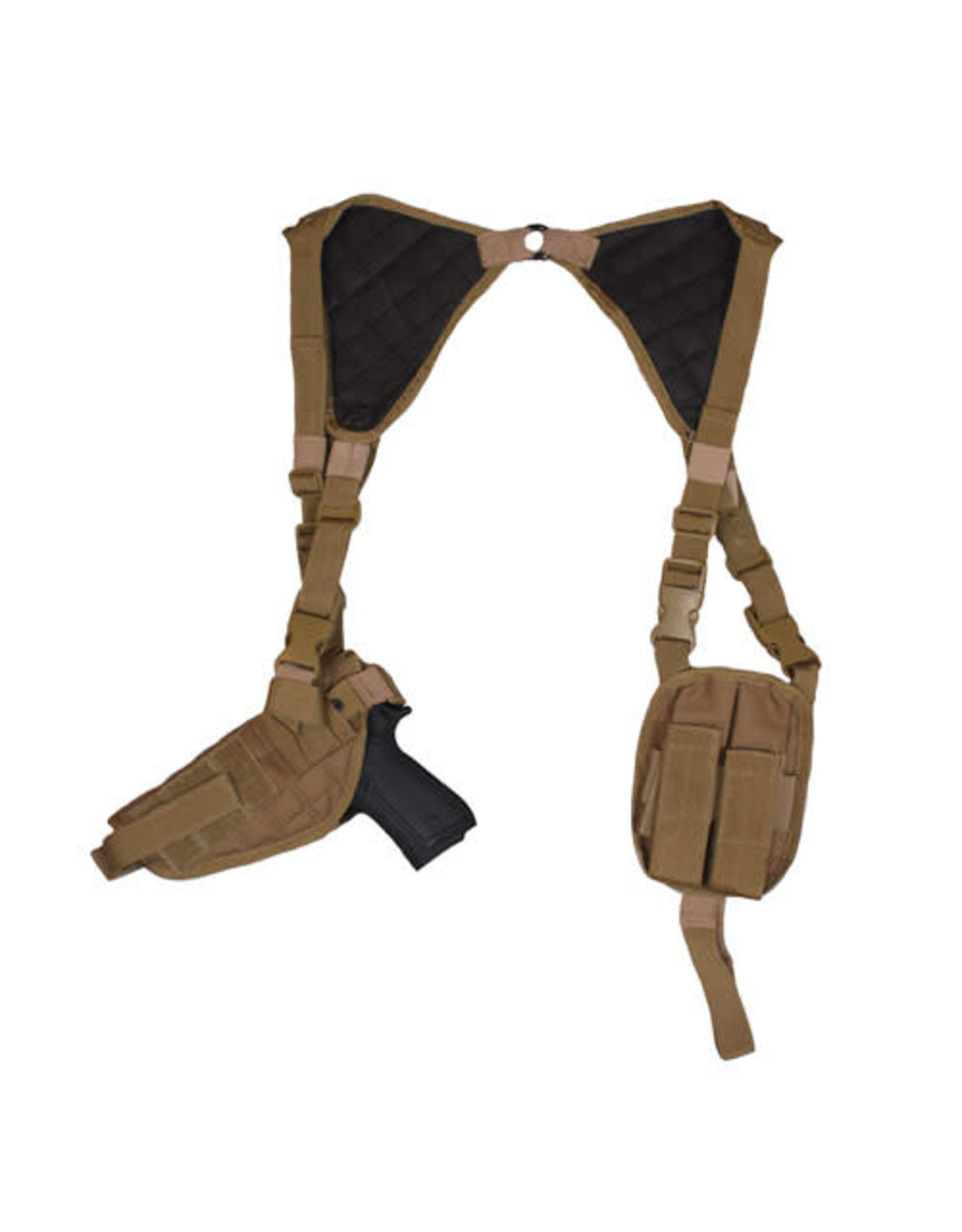 Advanced Tactical Ambidextrious Shoulder Holster