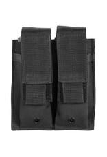 Dual Pistol Mag Pouch - Black